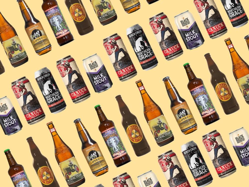 medium resolution of craft beer canada