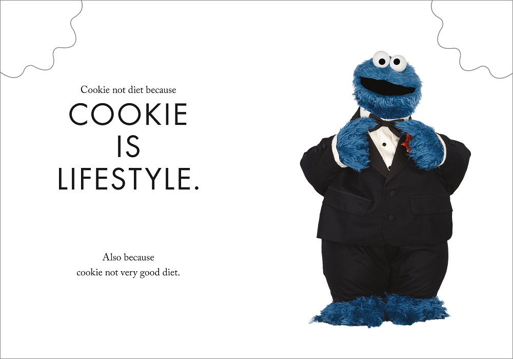 Cookie Monster Quote Wallpaper Everything We Learned From Cookie Monster S New Book