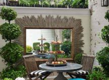 Small But Beautiful Outdoor Spaces