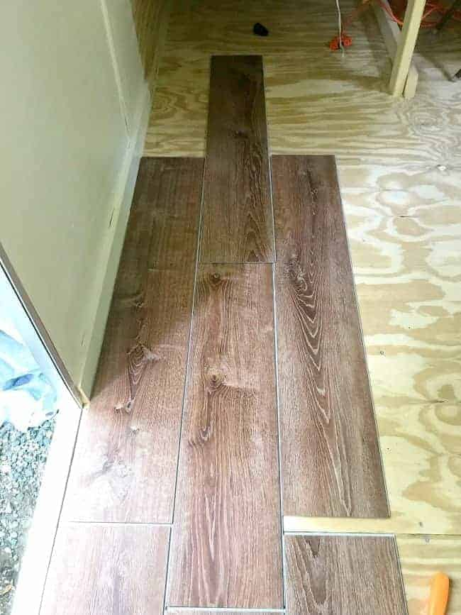 How to Lay Vinyl Plank Flooring  Chatfield Court