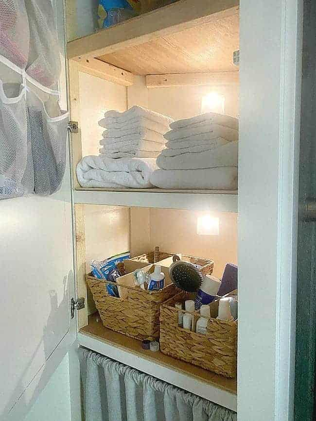 closet lighting ideas without wiring