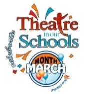 Theatre in Our Schools Logo