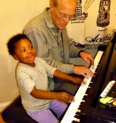 Duet with Mike Davis