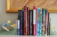 Some of Ruth's books
