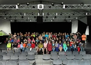 PS21's Page to Stage 4th grade 2013
