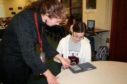 E-book program HS Library 2013