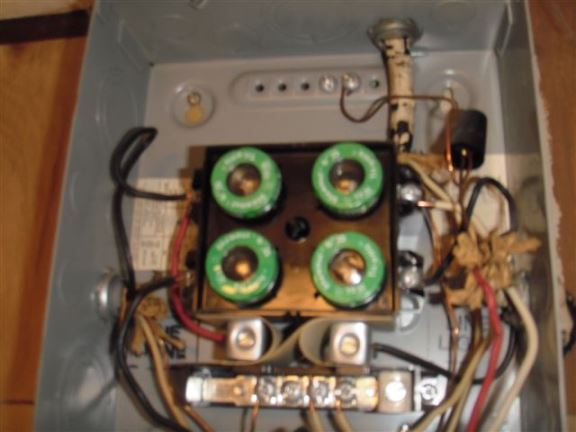 100 Amp Service Panel Wiring Diagram Chatham Home Inspectors Typical Electrical Problems