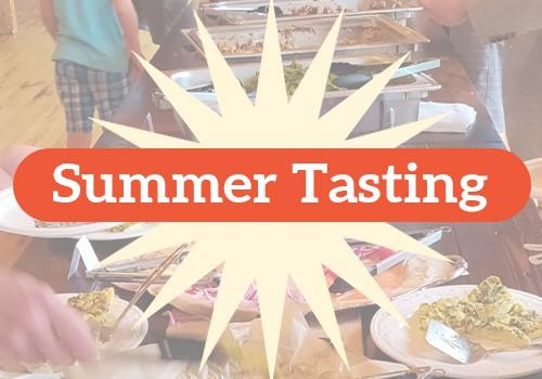 Summer Tasting