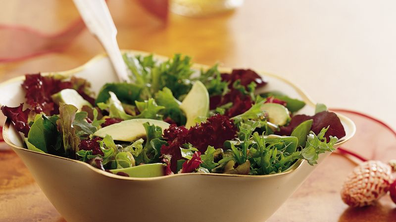 Four Way Mixed Baby Greens