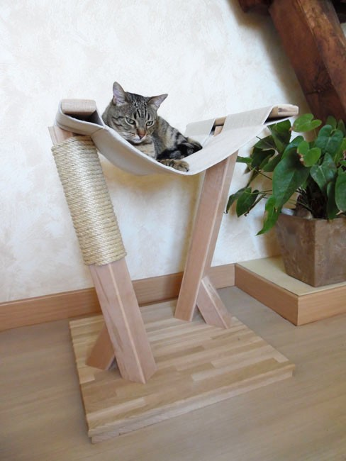 Hamac pour chat 'Garance'