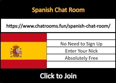 spanish chat room