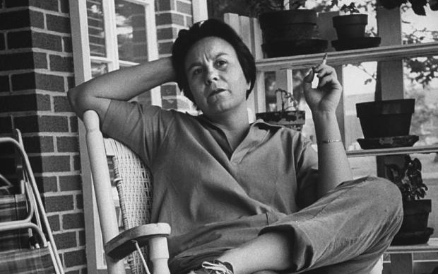 Tác giả Harper Lee vào những năm 1960