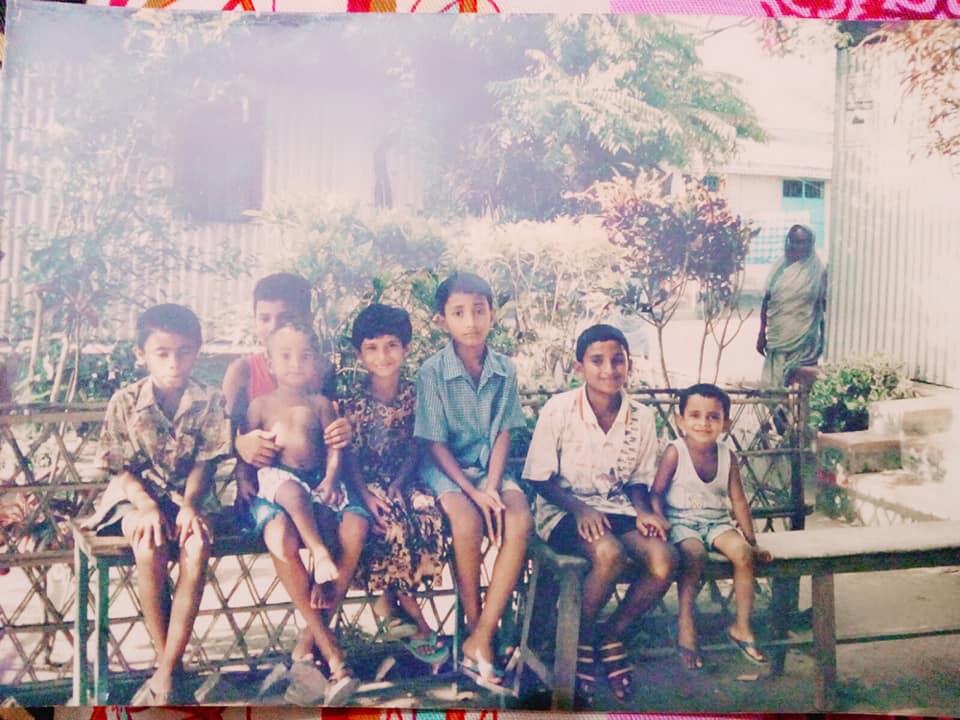 Chatsifieds Shfayet Ali old memories 5