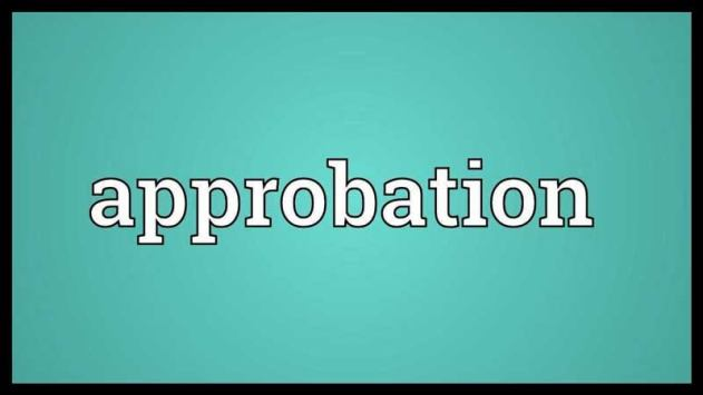 Wordipedia Learn APPROBATION Meaning Etymology and Synonyms Chatsifieds
