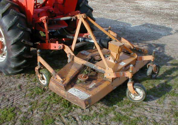 3 Point Woods Rm660 Finish Mower For Sale