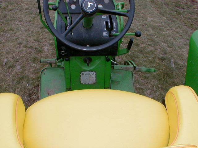 John Deere JD 3020 gas tractor for sale 3 point hitch