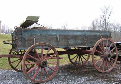 Old Horse Wagons For Sale The Wagon