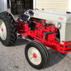 8n Ford Clutch Simple Male Frog Dissection Diagram 1951 Tractor For Sale With In Line Industrial 6 Cylinder Engine Completely Restored Overhauled New Radiator Electrical System Hoses Fluids