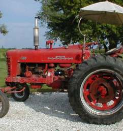 1956 farmall 400 serial number 37487 wide front power steering 12 volt  [ 1014 x 810 Pixel ]