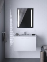 Perfectly Light A Bathroom For Beauty, Function And Safety