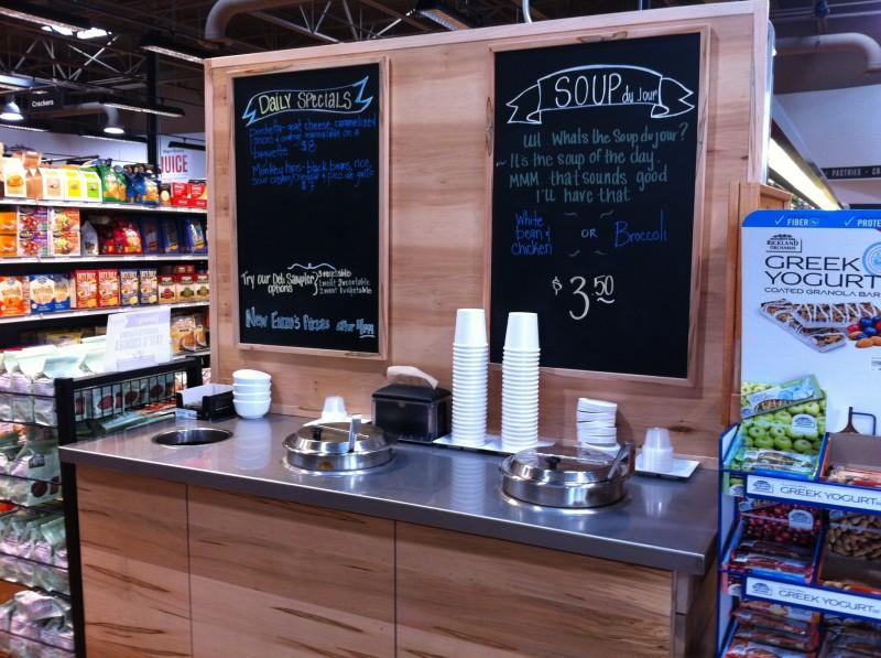 enzo's market café