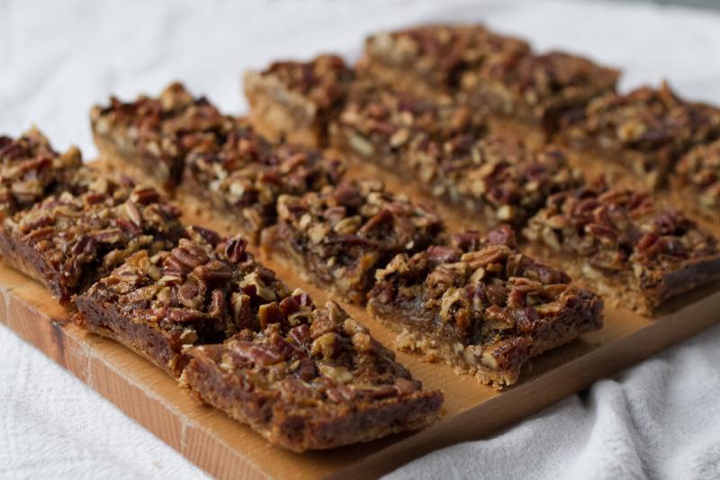 pecan pie bars | chattavore (2 of 33)
