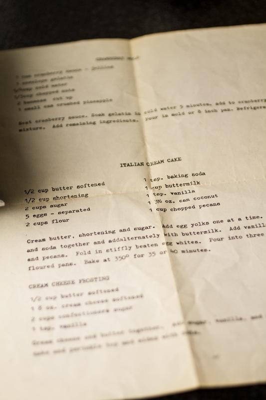 Italian Cream Sheet Cake Video Chattavore