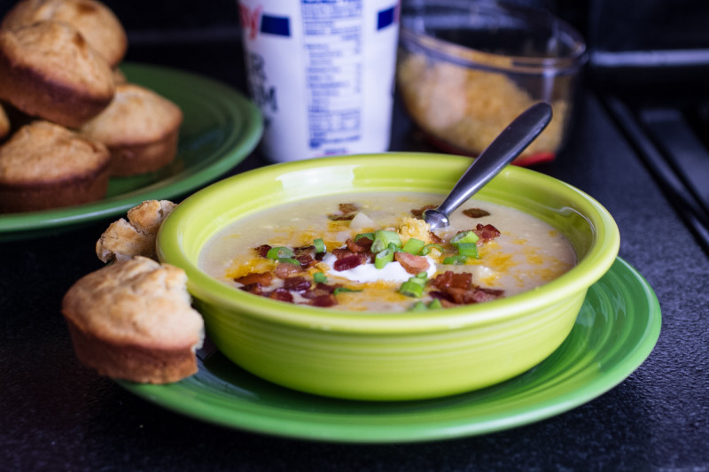 bacon and potato soup   chattavore