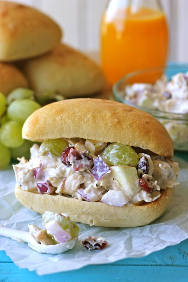 15 Quick and Easy Lunches from Damn Delicious
