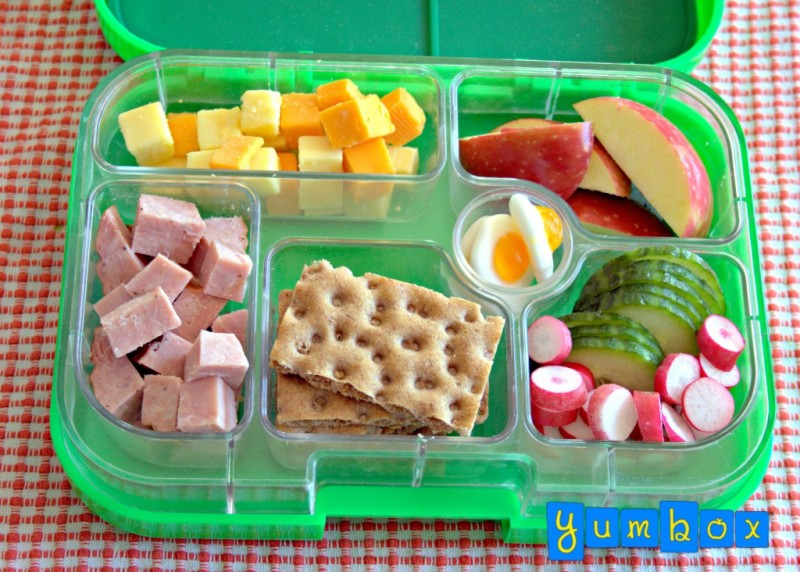 Simple, healthy and delicious packed lunches for kids, made easy - from Yumbox Lunch