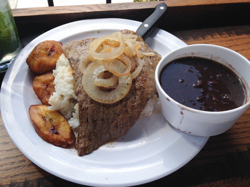 Embargo 62 is a delicious new Cuban restaurant in #Chattanooga!   chattavore.com