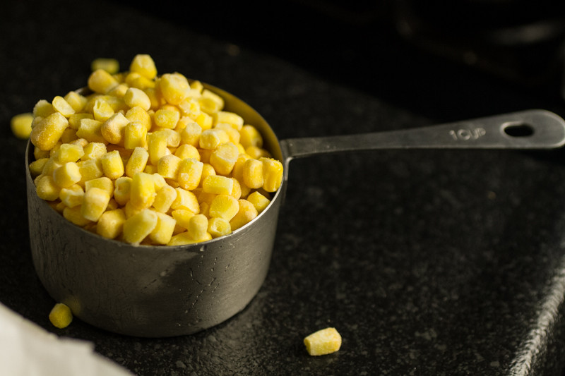 Green Chile Corn Chowder - Chattavore