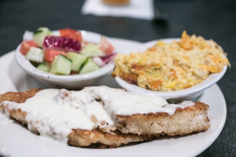 Mt. Vernon restaurant has been around in Downtown Chattanooga for the last 61 years, and I don't think it's going anywhere any time soon. | restaurant review from Chattavore.com
