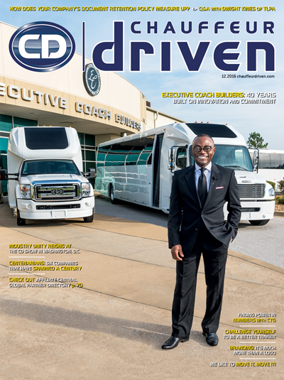 Executive Coach Builders 40 Years Built on Innovation and Commitment  Chauffeur Driven Magazine