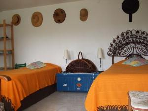 Chambre 2 bambouseraie