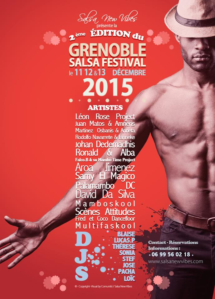 Samedi 12 et dimanche 13 à Grenoble