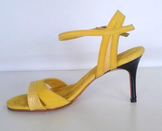 Du jaune pour mon mariage