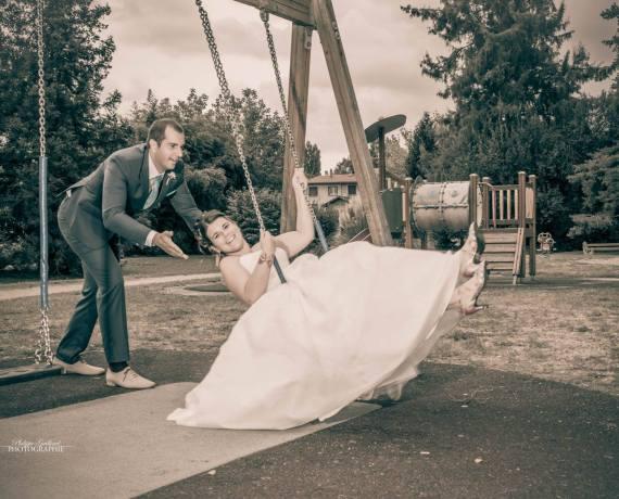 Le mariage de Cédric et Virginie…