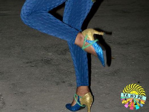 Tereza : Marissol coloré, pour la samba no pé!