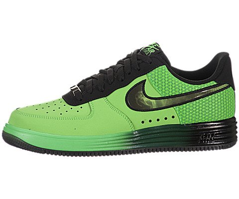 Nike , Baskets mode pour homme Vert poison green/black
