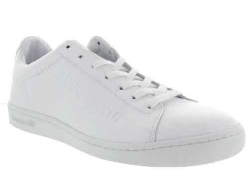 Le coq sportif baskets et sneakers blazon blanc argent blanc4498601_1