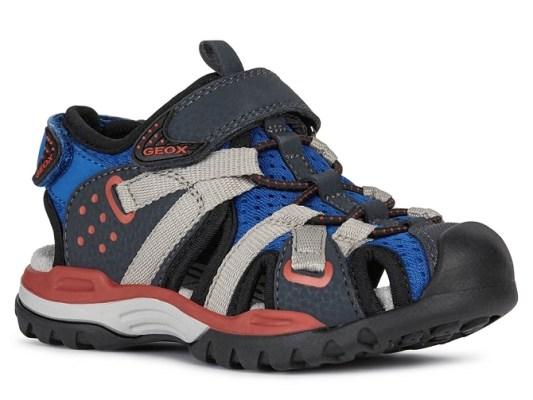 Geox sandales et nu pieds j920rb borealis bleu royal4708701_1