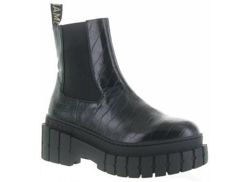 No name bottines et boots kross chelsea noir4748803_1