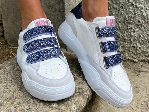 Semerdjian baskets et sneakers otto 6598 blanc4792801_1