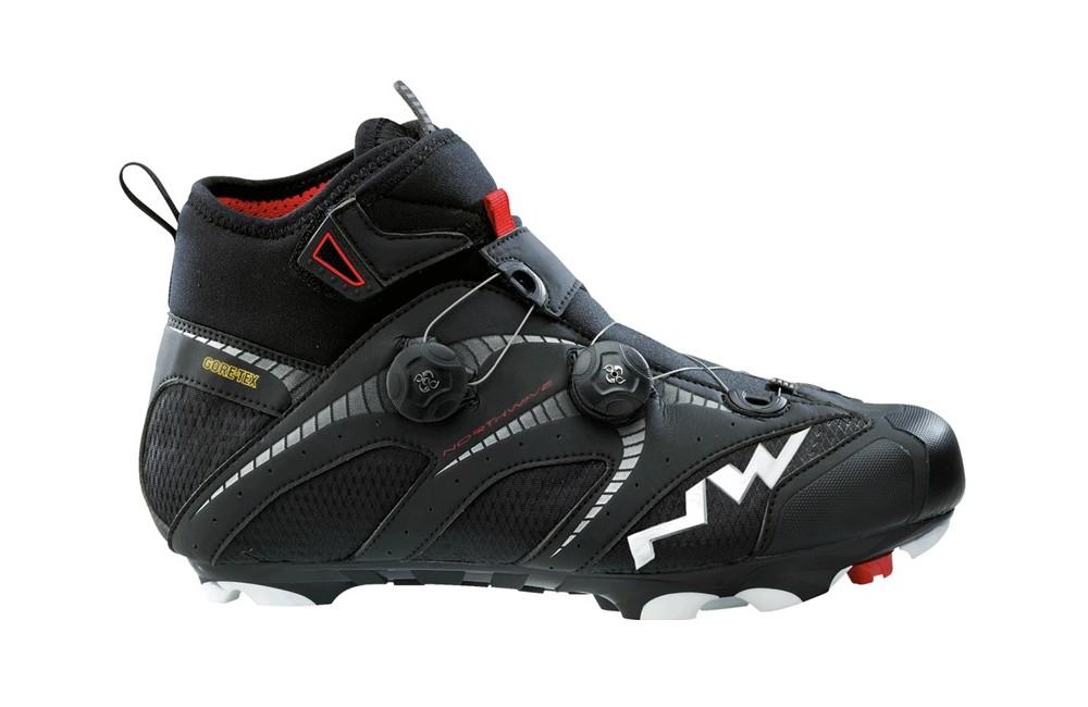northwave chaussures vtt extreme winter gtx