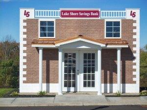 Lake Shore Savings Bank at the Chautauqua Safety Village