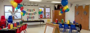 Birthday parties at the Chautauqua Safety Education Village
