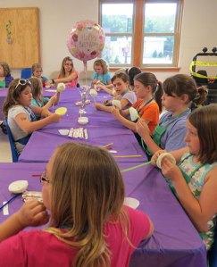 Birthday Party at the Chautauqua Safety Village