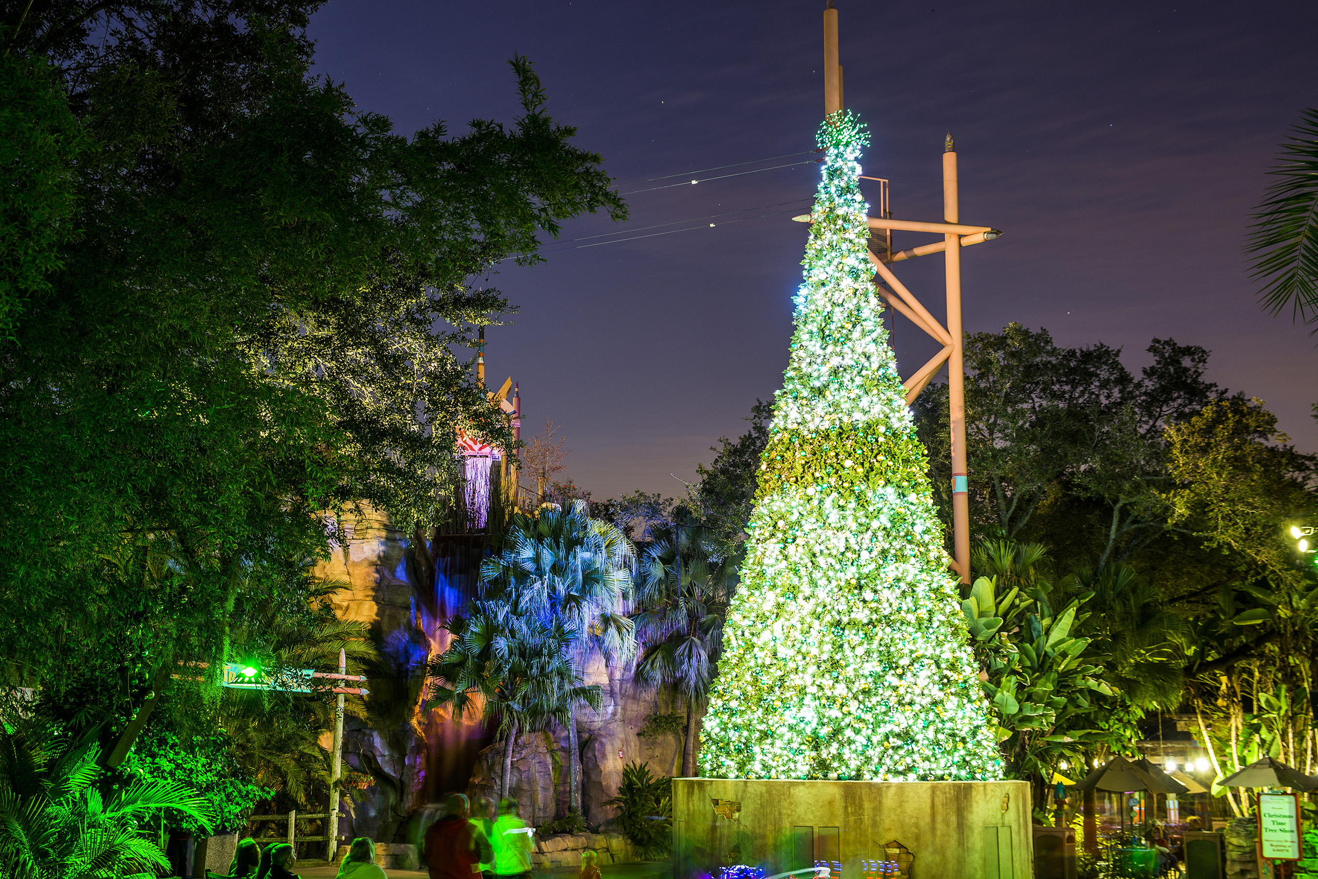 Image result for christmas town busch gardens tampa