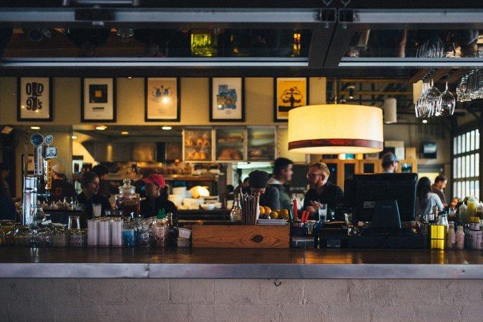Restaurant Bar Counter People Food - Free-Photos / Pixabay
